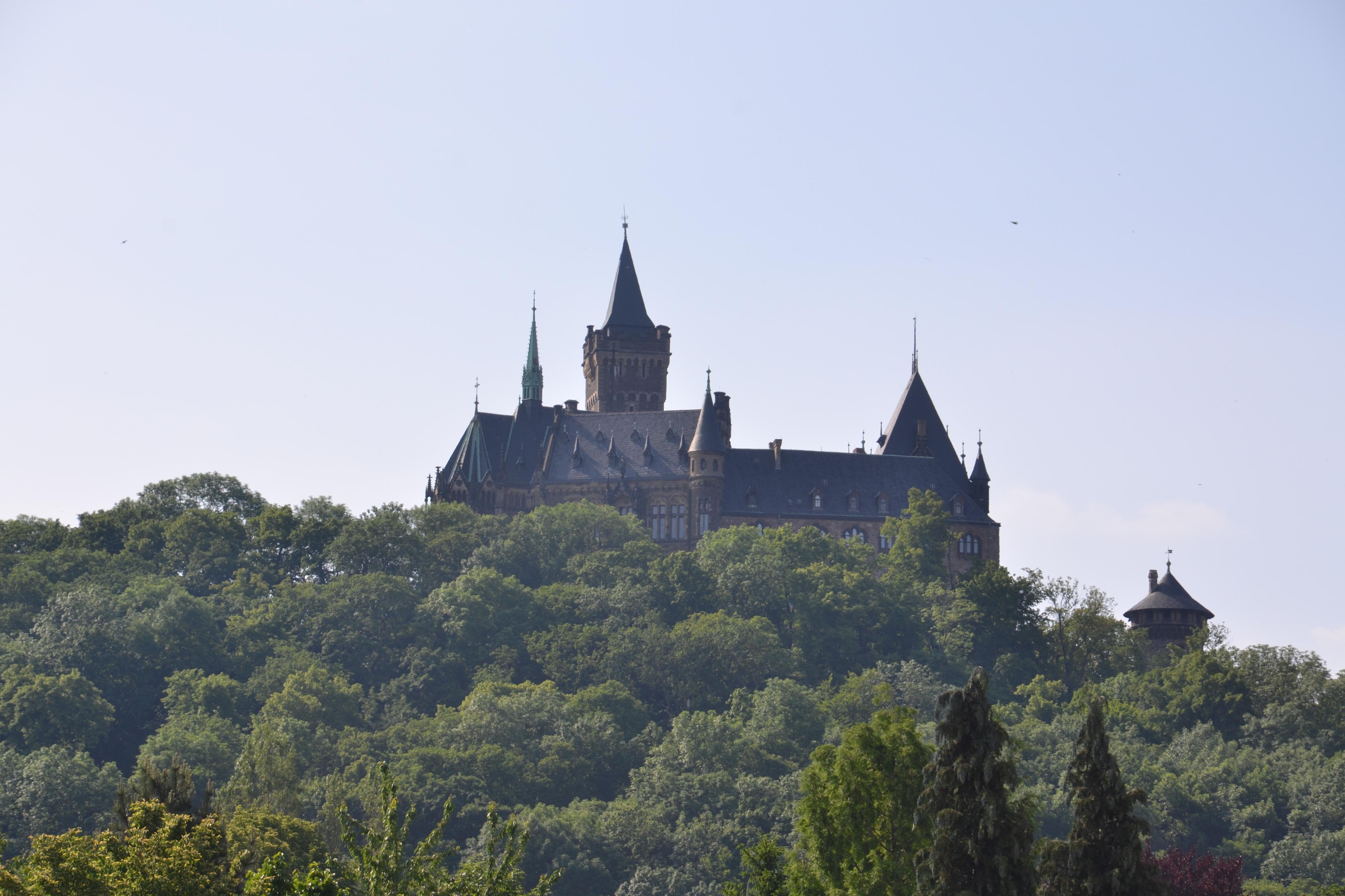 The Schloss (Castle) overlooking Wernigerode
